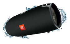 JBL Xtreme Splashproof Portable Bluetooth Speaker (Black)