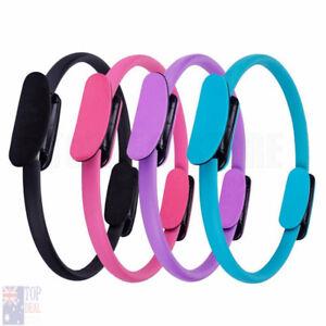 Yoga Pilates Ring Wheel Magic Fitness Circle Slimming Body Training Exercise