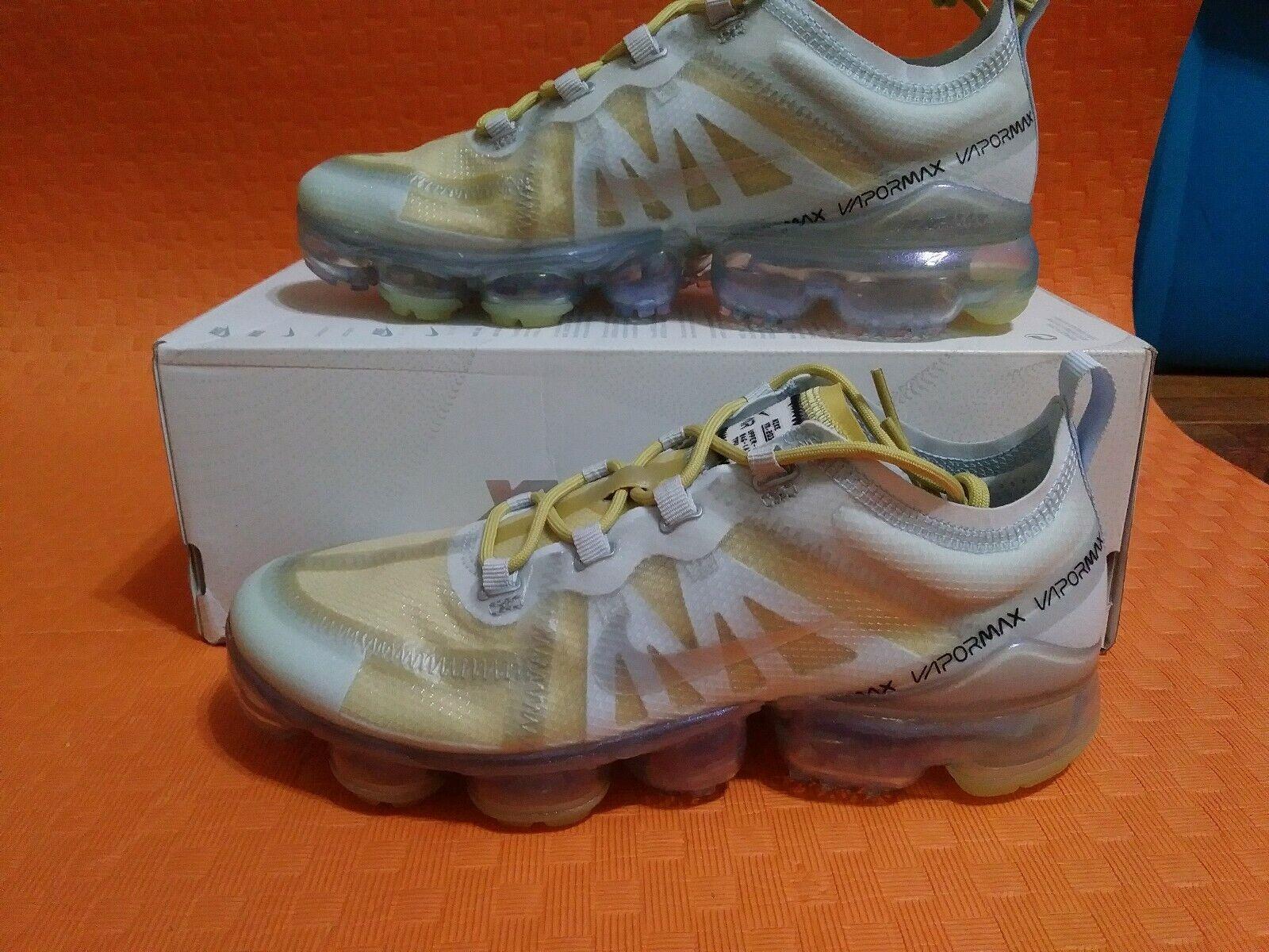 Nike Air Vapormax 2019 Premium Women's Running shoes, AT6817 302 Sz8.5no top box