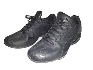 Puma-Mens-Sz-13-Tazon-6-Fracture-FM-Shoes-Black-Athletic-Lace-Up-189875-01