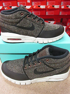 separation shoes d3c6c 37913 Image is loading nike-SB-stefan-janoski-max-mid-mens-trainers-