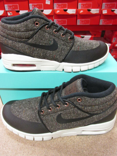 new product fff72 64805 nike SB stefan janoski max mid mens trainers 807507 206 sneakers shoes