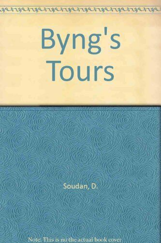 1 of 1 - Byng's Tours, Soudan, D., 0712637656, Very Good Book