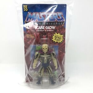 Masters Of The Universe Origins Scare Glow Figure In Hand  Rare Unpunched