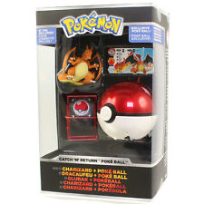 Pokemon Tomy Trainer's Choice - Catch 'N' Return Pokeball w/Figure - CHARIZARD