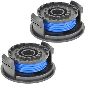 2-x-6m-Line-Spool-amp-Cover-for-BOSCH-ART-23-SL-ART-26-SL-Strimmer-Trimmer-1-5mm