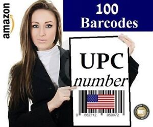 100-UPC-Numbers-UPC-Barcodes-EAN-Bar-Code-UPC-Number-Labels-US-UK-EU-Amazon