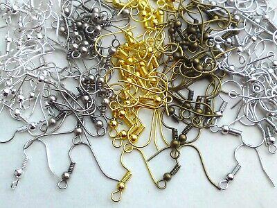 5 Endstück Anker 4,6mm Bänder Silberfarben Basteln Schmuck Enden Enstücke DIY