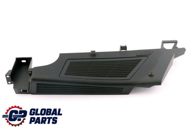 BMW X3 Series E83 Lateral Trunk Floor Left Vent Louvre Anthrazit Black N/S
