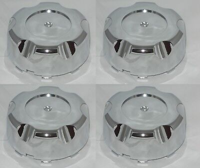 ULTRA CRAGAR PACER UNISON 98-1244 CHROME WHEEL RIM CENTER CAP SNAP IN NO LOGO