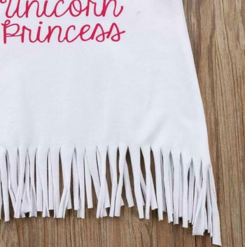4T Toddler Girl Unicorn Princess Tank Top AVAILABLE IN SIZE: 2T 5T 3T