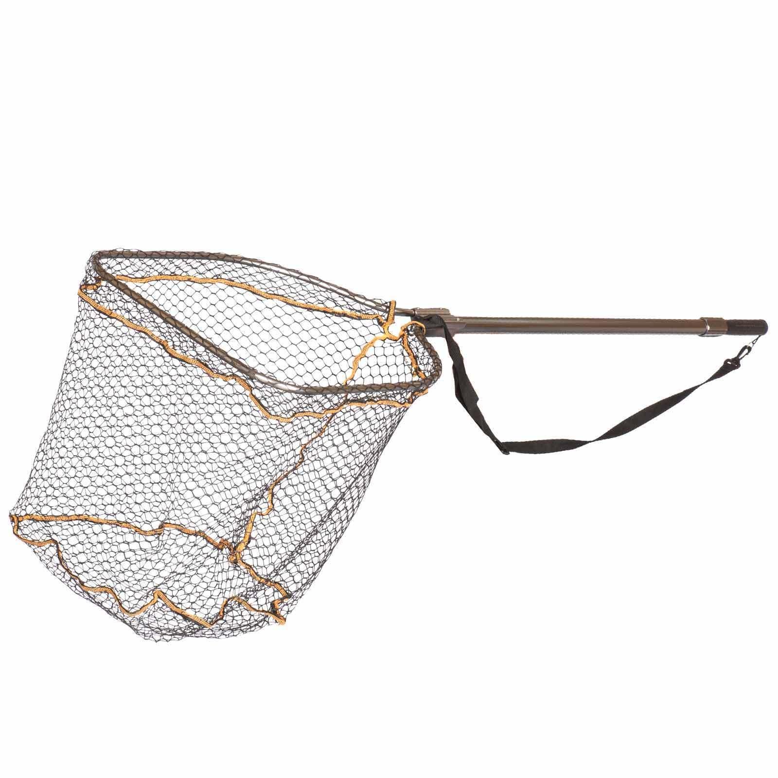 Savage Gear Raubfischkescher Kescher - Full Frame Rubber mesh Landing Net L