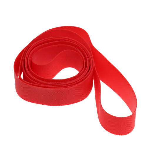 Bicycle Inner Tire Liner Bike Tyre Rim Mat Tire Protect Belt Tape Pad Red