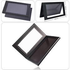 Nuevo Negro Vacío Magnetic Maquillaje Paleta Sombra De Ojos Pigmentación Bandeja