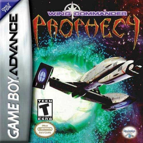 GBA-Wing Commander Prophecy (#) /GBA  GAME NEUF