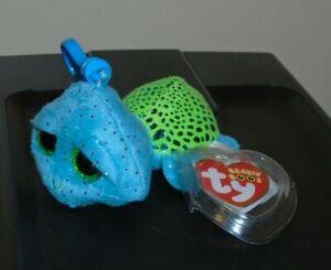 f4252e11a7e Ty Beanie Boos Key Clip - CARA the Turtle (3 Inch)(Sea World ...