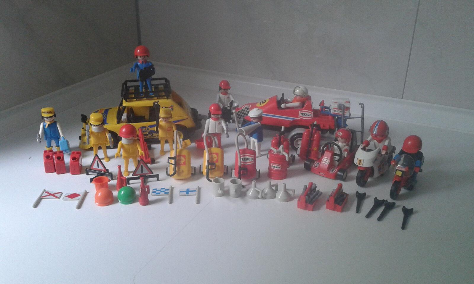Playmobil - Motorsport - Fahrzeuge  | Jeder beschriebene Artikel ist verfügbar