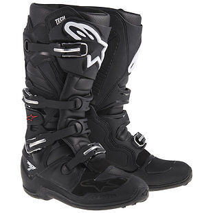 ALPINESTARS TECH 7 NEW Black Sz12