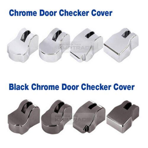 Door Checker Chrome Cover HooK Molding Set for HYUNDAI 2017 Elantra AD