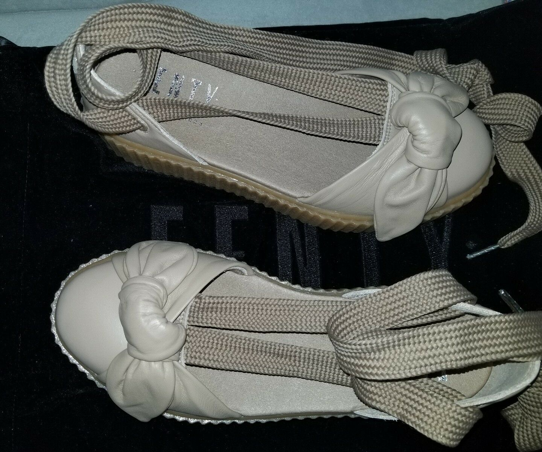 Bow Creeper Sandal Tan 8.5M