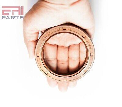 EAI Double Lip w// Spring Metal Case w// NBR Coating Oil Seal 25X42X7mm TC