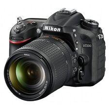 Nikon D7200 + AF-S DX 18-140mm f/3.5-5.6 G ED VR Lens Kit 18-140 F3.5-5.6 ~ NEW