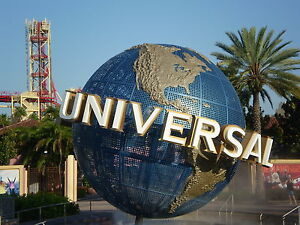 Details about Universal Studios Park Map with Itinerary / Tips Guide +  Daily Touring Plans!