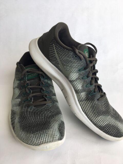 Nike FLEX 2018 RN Mens Green AA7397 005