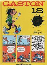 GASTON n°18. Marsu Productions juillet 1997. EO. Neuf