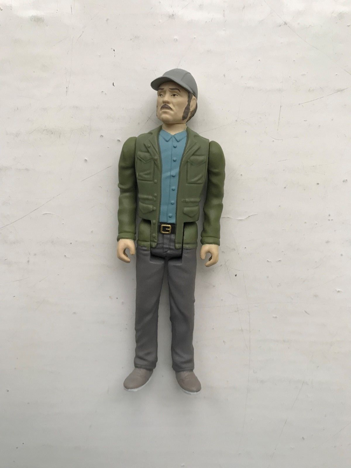 FUNKO REACTION SERIES JAWS QUINT ACTION FIGURE VAULTED MOVIES SHARK