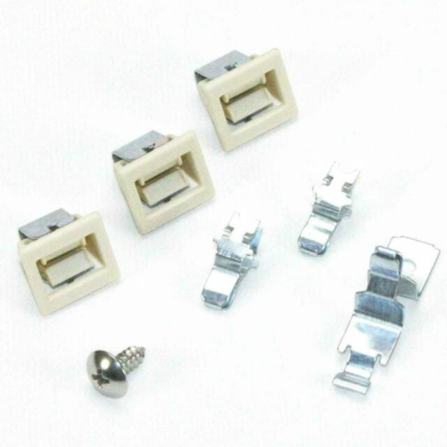 for whirlpool clothes dryer door latch catch kit part number   la3814903pawp560