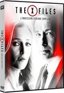 The-X-Files-Stagione-11-3-DVD-ITALIANO-ORIGINALE-SIGILLATO