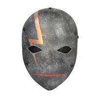 Airsoft Cs Paintball Wire Mesh Protection Darker Than Black Hei Mask Cosplay