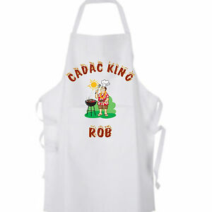 Cadac-King-Adults-Apron-Bistro-Table-Style-Personalised-with-name