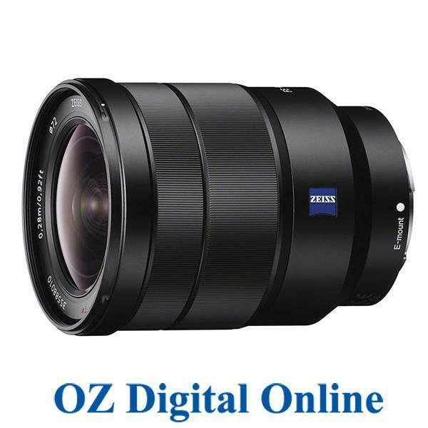 New Sony FE 16-35mm F4 ZA OSS SEL1635Z F4.0 E-Mount Full Frame Lens 1 Year AuWty