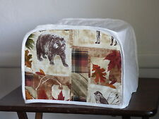 CABIN, 2 SLICE KITCHEN APPLIANCE COVER  NEW