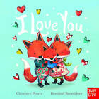 I Love You by Clemency Pearce (Board book, 2017)