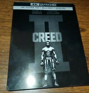 Creed-II-4K-Ultra-HD-Bluray-Libro-De-Acero-BestBuy-Digital-como-la-nueva-condicion