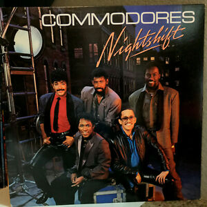 THE-COMMODORES-Night-Shift-Motown-12-034-Vinyl-Record-LP-EX