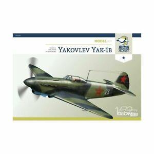 Arma Hobby Arma70028 Yakovlev Yak-1b Model Kit 1/72