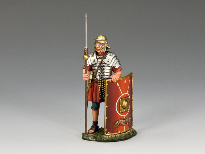 King and Country Legionary on Guard ROM010