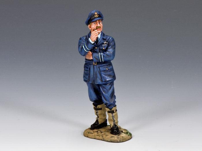 KING & COUNTRY ROYAL AIR FORCE RAF043 R.A.F. FLIGHT LT. BILL REID V.C.MIB