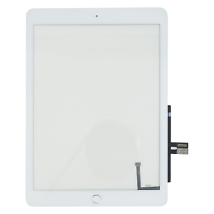 "For Apple iPad 6 2018 Digitizer Touch Screen Glass 9.7/"" A1893 A1953 A1954 White"