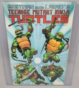 Teenage-Mutant-Ninja-Turtles-25-Sept-1989-Mirage-Studios-Near-Mint