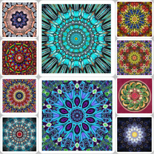 5D Mandala Diamond Embroidery DIY Craft Painting Cross Stitch Kit Home Decor AU