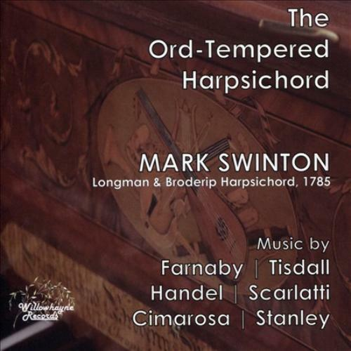 ORD TEMPERED HARPSICHORD NEW CD