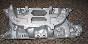 Edelbrock-Hipo-F4b-Intake-Mustang-Gt-Cobra-Shelby-289-302-347-Sunbeam-Lat1-Tiger