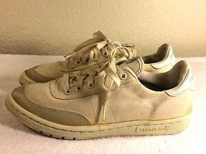 aa29b186354 Image is loading Vintage-Converse-Chris-Evert-Made-in-USA-women-