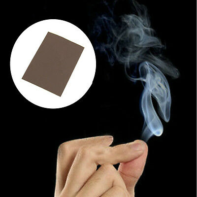 New Magic Smoke from Finger Tips Magic Trick Surprise Prank Joke Mystical Fun