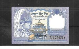 NEPAL-37-RUPEE-UNC-CRISP-1991-OLDER-BANKNOTE-BILL-NOTE-CURRENCY-PAPER-MONEY